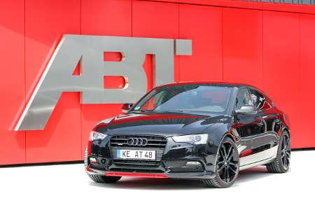 Audi AS5 Dark