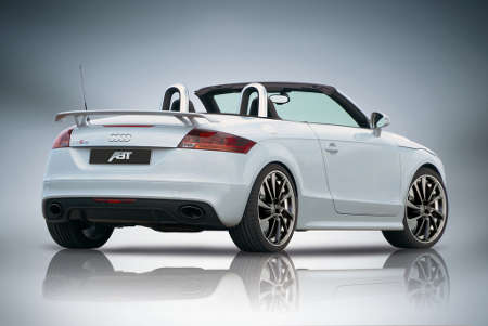 Audi TT RS by Abt Sportsline