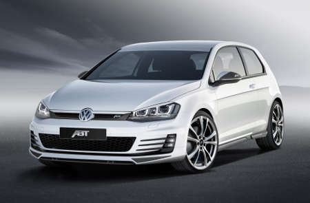 VW Golf VII GTD by Abt Sportsline