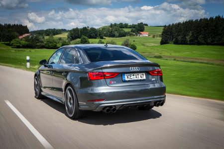 Audi S3 Limousine by Abt Sportsline