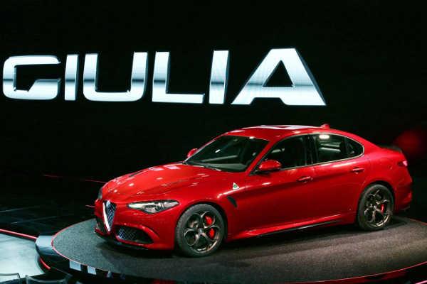 Alfa Giulia Coupé 2019