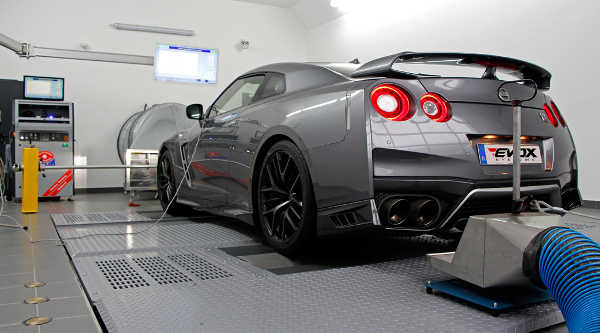 Nissan GT-R Alpha-N