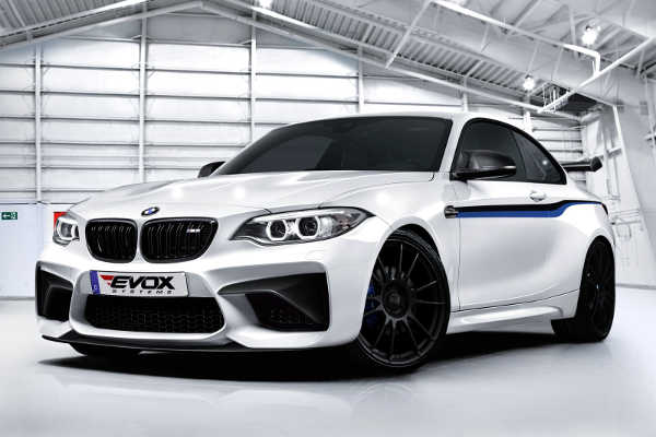 BMW M2 Upgrade by Alpha-N