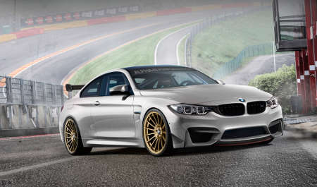 BMW M4 by Alpha-N