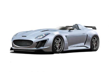Arden Concept Car AJ 23 CC