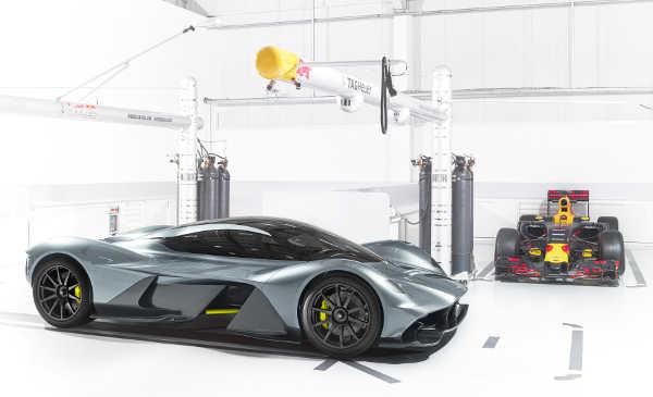 Aston Martin Red-Bull AM-RB 001