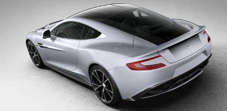 Aston Martin Vanquish Centenary Edition 2013