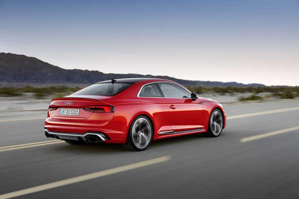 Audi RS 5 Coupé 2017