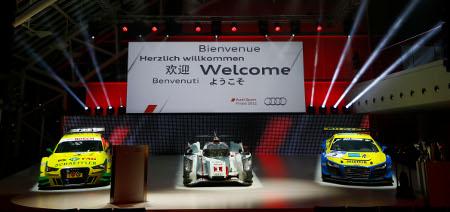 Audi Motorsport 2013