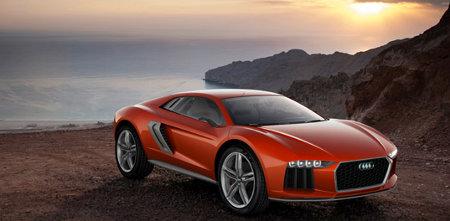 Audi nanuk quattro concept 2013