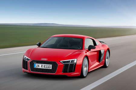 Audi R8 II V10 plus