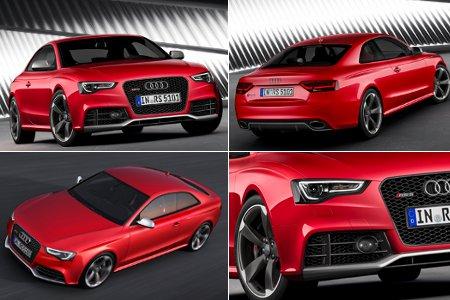 Audi RS5 IAA 2011