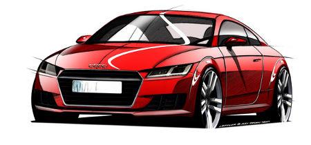 Audi TT III 2014