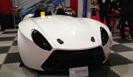 Catfish Speedster SEMA Las Vegas 2012
