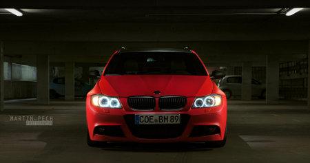 BMW 3er E91 330d by BBM Motorsport