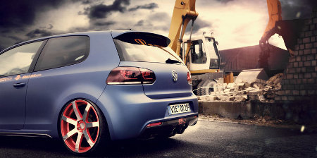 VW Golf by BBM Motorsport