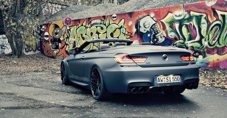 BBM M700BT BMW M6 Cabrio