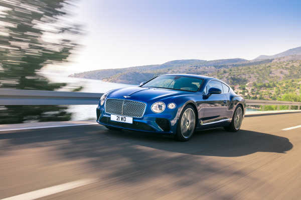 Bentley Continental GT 2017 IAA