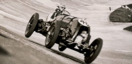 Bentley 4 1/2 Supercharged Blower
