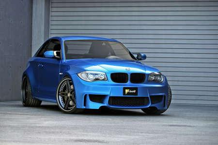 BMW 1er M Coupé E87 by BEST Cars & Bikes
