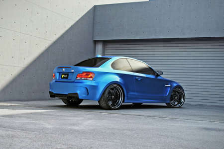 BMW 1er M Coupé E87 by BEST Cars & Bikes