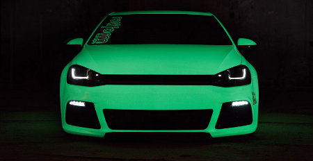 VW Golf VII Light Tron by BlackBox-Richter & Low-Car-Scene