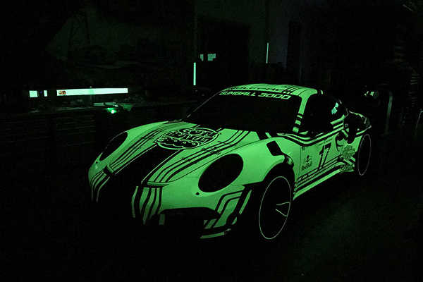 Light Tron 911 Blackbox-Richter