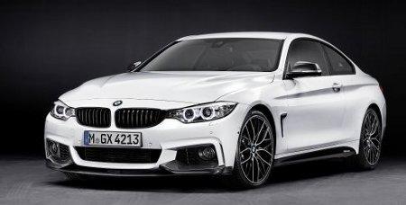 BMW 4er M Performance Zubehör