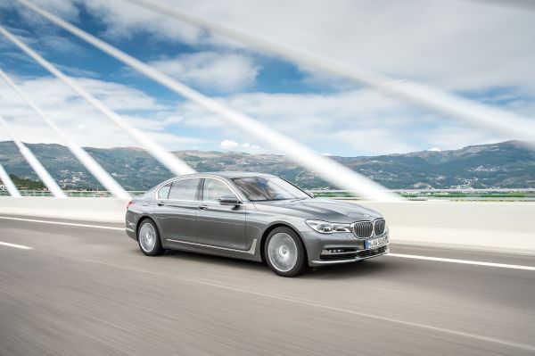 BMW 7er Nobelkarossen
