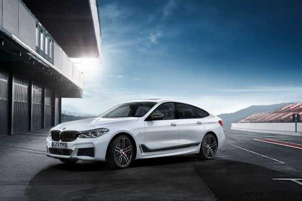 BMW 6er Gran Turismo mit M Performance Parts