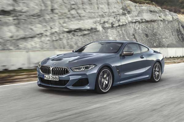 BMW 8er Coupé G15 2019