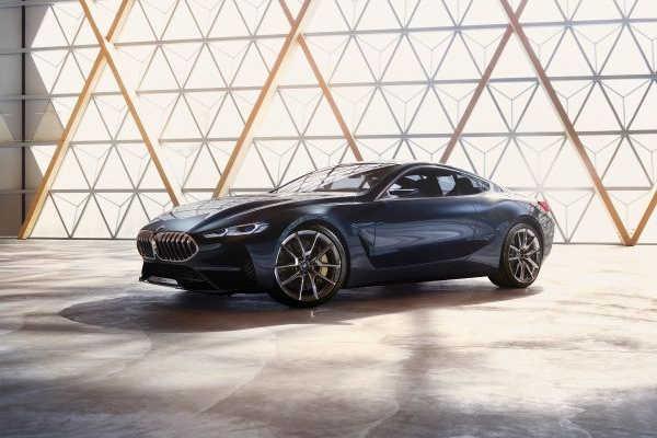 BMW Concept 8 Series 2017
