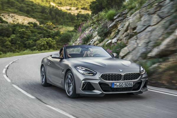 BMW Z4 G29 Roadster 2019