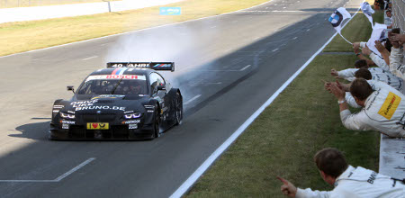 DTM Oschersleben 2012 BMW Bruno Spengler