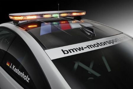 BMW M4 Coupé Safety Car DTM 2014