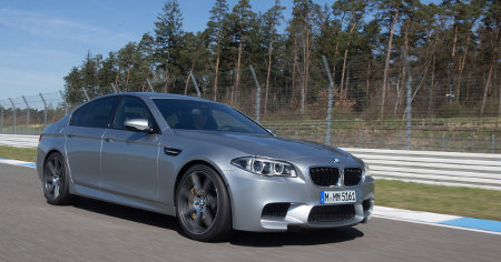 BMW M5 Facelift 2013
