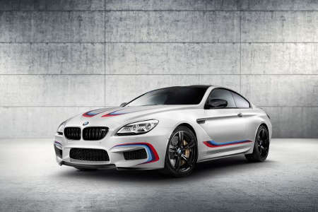 BMW M6 Competition Edition 2015