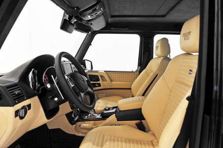 Brabus 800 Widestar G65 AMG