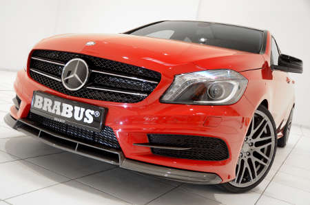 Mercedes A-Klasse 2012 by Brabus