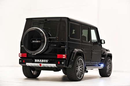 Brabus B63-620 Widestar