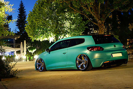 VW Scirocco by Bruxsafol