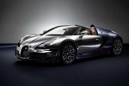 Ettore Bugatti Veyron 16.4 Grand Sport Vitesse Les Legendes de Bugatti