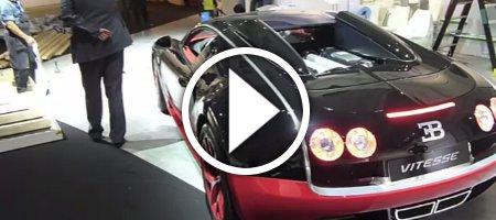 Bugatti Veyron 16.4 Grand Sport Vitesse Moskau Motor Show