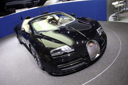 Bugatti Vitesse Jean Bugatti 2013