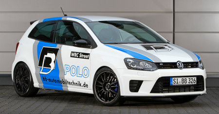 VW Polo R WRC Street by B&B Automobiltechnik