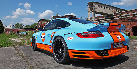 Porsche 991/997 Turbo by Cam Shaft