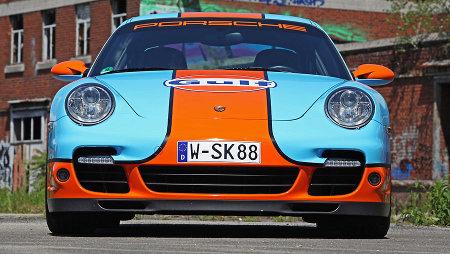 Porsche 991/997 Turbo by Cam Shaft
