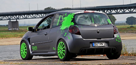 Renault Clio RS III Ringtool by Cam Shaft
