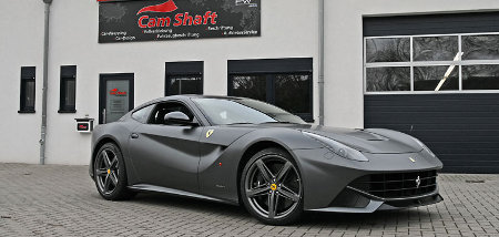Ferrari F12berlinetta by Cam Shaft