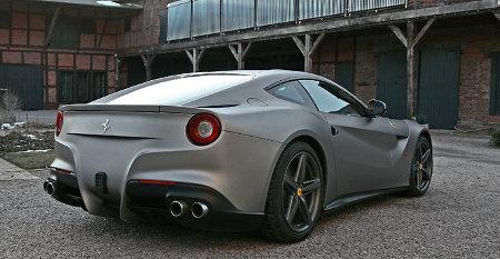 Ferrari F12 Berlinetta by Cam Shaft